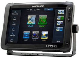 Lowrance Announces HDS