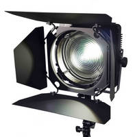 Zylight Demos New F8 LED Fresnel at 2013 Cine Gear Expo Los Angeles