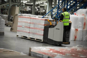 Crown Equipment Earns International Forklift Truck of the Year Award for Forklift Truck Solutions
