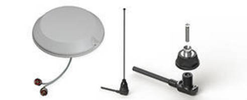 Laird Technologies Develops Next Generation LTE MIMO Antennas for Broadband and Telecom Markets