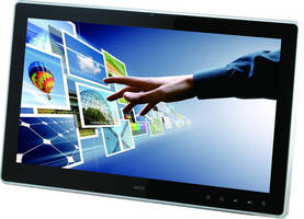 AAEON's Infotainment Multi-User and Multi-Touch Display ACD-521M Wins Best Choice Award at Computex 2013