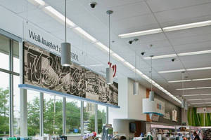 Walgreens Uses Acuity Brands Lighting to Conduct First 100% LED Retrofit