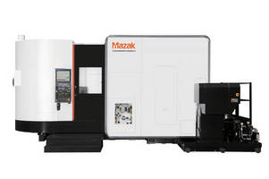 Mazak Canada to Spotlight Total Manufacturing Solutions at CMTS