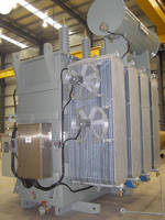 Huge Fan Refurb Maintains Operating Quality on Power Station's Auxiliary Transformers