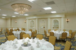 Holiday Inn Increases Meeting Space Bookings with MaxLite's Dimmable and Controllable LED Flat Panels