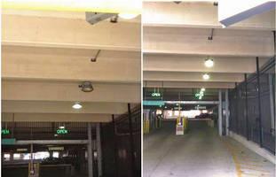 MaxLite LED Fixtures Brighten up Allentown Parking Authority