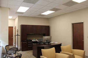 New Jersey Hospital CEO Brings New Light to Office with Switch to MaxLite's LED Flat Panels