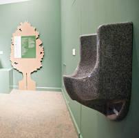 Waterless Urinals on Display at Green Schools Exhibition in Washington, D.C.