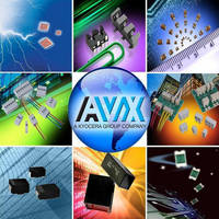AVX Secures Seven Slots on the 2013 Electronic Design Top 101 Components List