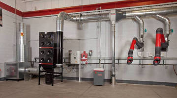 PK USA Orders First North American Lincoln Electric Guardian Fire Safety Solution