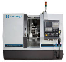 Hardinge T42 Collet-Ready SUPER-PRECISION® CNC Turning Center at CMTS