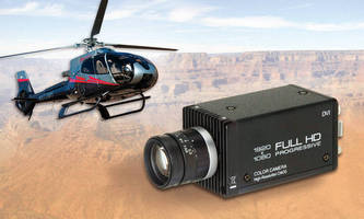 Toshiba Imaging High-Def Cameras Selected for On-Board Imaging - Maverick Helicopters Tours