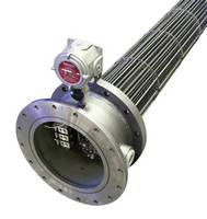 Watlow® Achieves IECEx Certification on Its Tubular Flange Heater