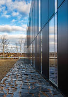 Two New U.S.-Canadian Border Patrol Stations Meet LEED Criteria and Security Needs with Wausau's SuperWall System