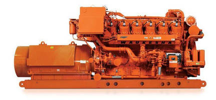 GE Receives Key EPA 'Mobile Certification' for Waukesha Natural Gas Engines for Oilfield Power Generation