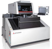 See the Newest from Mitsubishi EDM at the Wisconsin Manufacturing & Technology Show booth #1013