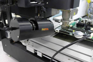 Metcal Brings the Scorpion with Side-View Camera to Northern Manufacturing in the UK