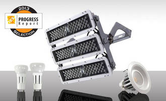 Three MaxLite LED Products Selected for 2013 IES Progress Report