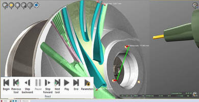 WESTEC 2013 : NCSIMUL Machine 9 Brings Realistic, High Performance, and Mobile NC Simulation to Manufacturing