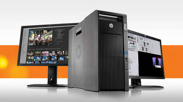 IBC 2013: Vizrt to Demo Graphics Systems Exclusively on HP Workstations and Monitors