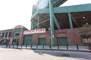 Traditionally-Designed Bollards by Reliance Foundry Used in Security Upgrades at Fenway Park