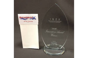 Safety Components Wins IBEX Innovation Award