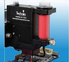 Precision Versatile Dispensing Solutions from Techcon at Productronica