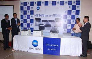 Konica Minolta Expands Its Reach to South India