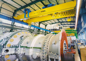 Indian Power Plant Constructor Opts for Demag Process Cranes