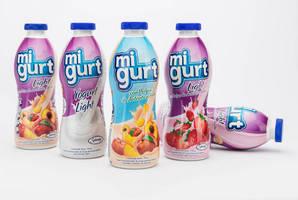 Venezuela's First Ambient Yogurt Uses Barrier 750-Gram PET Container from Amcor Rigid Plastics