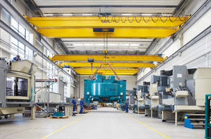 Demag Cranes Provide Efficiency on All Levels