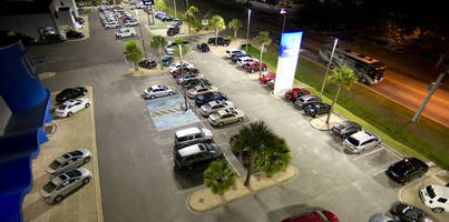 Eaton LED Solutions Improve Lighting and Provide 60 Percent Energy Savings for a Georgia Auto Dealership