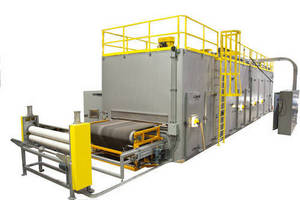Davron Technologies Engineers Continuous Conveyor Oven for Thermoplastics