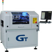 Visit GKG Asia at C-Touch 2013 to See the Fully Automatic GT Printer in Action