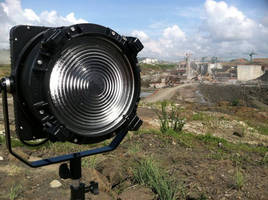KIRO-TV Travels to Panama Canal for ENG Shoot with Zylight F8 LED Fresnel