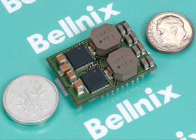 High-Current Bellnix Power Module Relies on Powervation's Digital Controller Technology for Precision Output Voltage Control