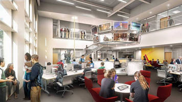 ABS to Design, Integrate AV Systems throughout New Building for USC Annenberg School for Communication and Journalism