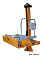 EnKon will Be Exhibiting a Zero-Level Post Lift for Carts & Pallets at MODEX 2014