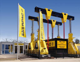 Watch Enerpac Demonstrate 1200-Ton Lift Capability at CONEXPO-CON/AGG!