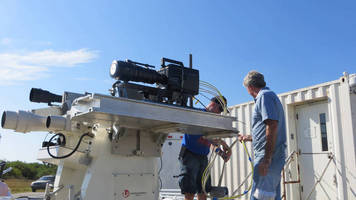FOR-A's FT-ONE 4K Camera Awarded 2013 Government Video Salute, Used for NASA Space Launch