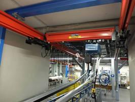 Terex Material Handling Wins order to Provide Demag KBK Modular Crane System to Heraeus Tenevo