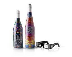 3-D Label on Wine Bottles Wins Bronze Award for TricorBraun