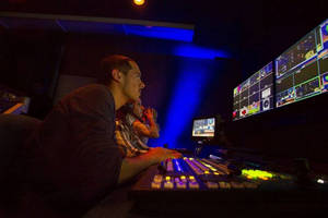 NYIT'S Communications Department Relies on for-A's Hvs-390hs Video Switcher