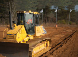 Komatsu America Corp. Will Showcase Its intelligent Machine Control at CONEXPO-CON/AGG 2014