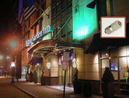 LED lamps from LEDtronics Replace Incandescent Bulbs at Washington, D.C., Hotel
