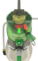 Crane ChemPharma & Energy Highlights Saunders® Revolutionary I-VUE Smart Valve Sensor at Interphex 2014