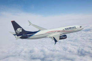Aeromexico Orders Aviation Partners Boeing Split Scimitar(TM) Winglets for Boeing Next-Generation 737-800s