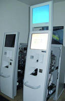 """Passenger Terminal Expo 2014: MATERNA ips Presents New """"PHOENIX"""" Check-In Kiosk with Built in Facial Recognition"""