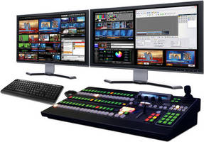New Broadcast Pix Software Upgrades Include Next Generation Chromakey, Dual-Channel Clip Server