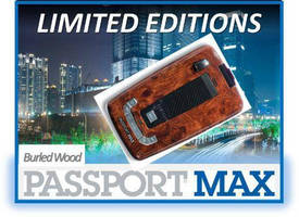 Two-time 'Best New Product' SEMA Award Winner PASSPORT® Max(TM) Limited Edition Series Showcased at Las Vegas and NYC Shows